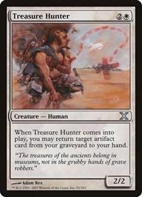 Treasure Hunter, Magic: The Gathering, 10th Edition