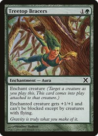 Treetop Bracers, Magic: The Gathering, 10th Edition