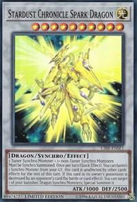YuGiOh Stardust Re-Spark PGL2-EN020 SECRET GOLD ENGLISCH TCG AtzenJens