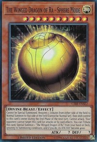 The Winged Dragon of Ra - Sphere Mode, YuGiOh, Circuit Break