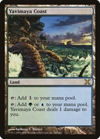Yavimaya Coast (Foil)