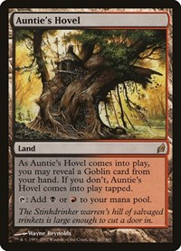 Auntie's Hovel, Magic: The Gathering, Lorwyn