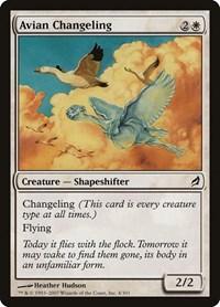 Avian Changeling, Magic: The Gathering, Lorwyn