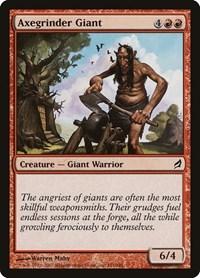 Axegrinder Giant, Magic: The Gathering, Lorwyn