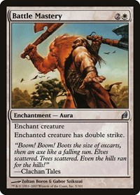 Battle Mastery, Magic: The Gathering, Lorwyn