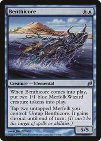 Benthicore, Magic: The Gathering, Lorwyn