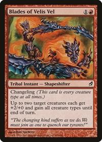 Blades of Velis Vel, Magic: The Gathering, Lorwyn