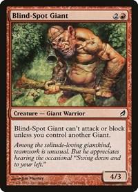 Blind-Spot Giant, Magic: The Gathering, Lorwyn
