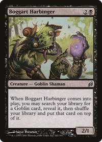 Boggart Harbinger, Magic: The Gathering, Lorwyn