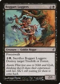 Boggart Loggers, Magic: The Gathering, Lorwyn