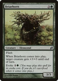 Briarhorn, Magic: The Gathering, Lorwyn