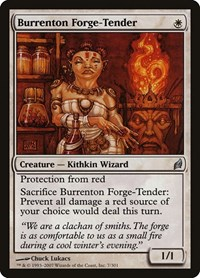Burrenton Forge-Tender, Magic: The Gathering, Lorwyn