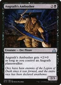 Angrath's Ambusher, Magic: The Gathering, Rivals of Ixalan