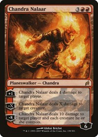 Chandra Nalaar, Magic: The Gathering, Lorwyn