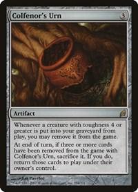 Colfenor's Urn, Magic: The Gathering, Lorwyn