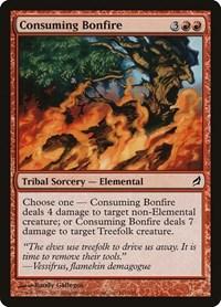 Consuming Bonfire, Magic, Lorwyn