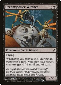 Dreamspoiler Witches, Magic: The Gathering, Lorwyn