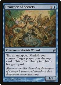 Drowner of Secrets, Magic: The Gathering, Lorwyn