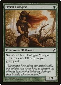 Elvish Eulogist, Magic: The Gathering, Lorwyn