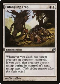 Entangling Trap, Magic, Lorwyn