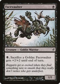 Facevaulter, Magic: The Gathering, Lorwyn