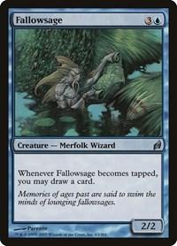Fallowsage, Magic: The Gathering, Lorwyn