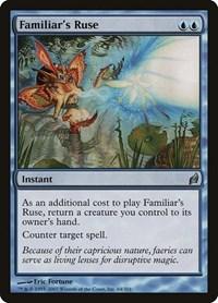 Familiar's Ruse, Magic: The Gathering, Lorwyn