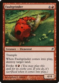 Faultgrinder, Magic: The Gathering, Lorwyn