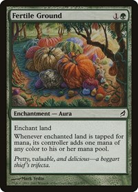 Fertile Ground, Magic: The Gathering, Lorwyn