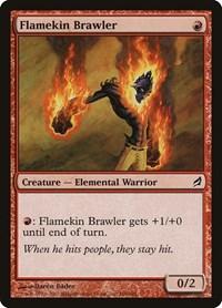 Flamekin Brawler, Magic: The Gathering, Lorwyn