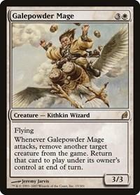 Galepowder Mage, Magic, Lorwyn