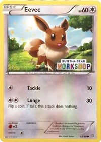 Eevee (Build-A-Bear Workshop Exclusive), Pokemon, Miscellaneous Cards & Products