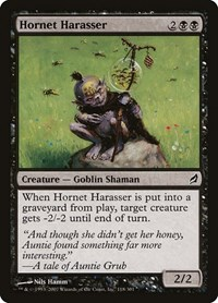 Hornet Harasser, Magic: The Gathering, Lorwyn