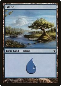 Island (289), Magic: The Gathering, Lorwyn