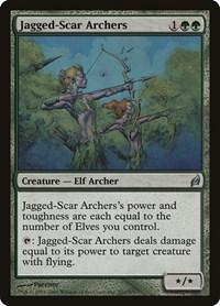 Jagged-Scar Archers, Magic: The Gathering, Lorwyn