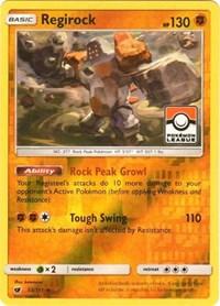 Regirock (League Promo), Pokemon, League & Championship Cards