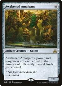 Awakened Amalgam, Magic: The Gathering, Rivals of Ixalan