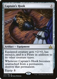 Captain's Hook, Magic: The Gathering, Rivals of Ixalan