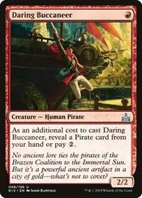 Daring Buccaneer, Magic: The Gathering, Rivals of Ixalan