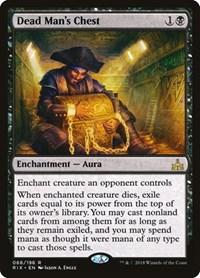 Dead Man's Chest, Magic: The Gathering, Rivals of Ixalan