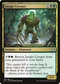 Jungle Creeper, Magic: The Gathering, Rivals of Ixalan