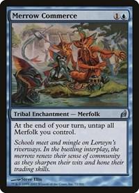 Merrow Commerce, Magic, Lorwyn