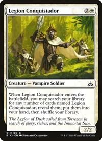 Legion Conquistador, Magic: The Gathering, Rivals of Ixalan