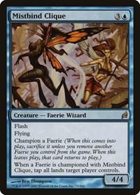 Mistbind Clique, Magic: The Gathering, Lorwyn