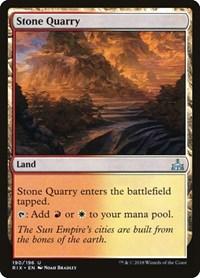 Stone Quarry, Magic: The Gathering, Rivals of Ixalan