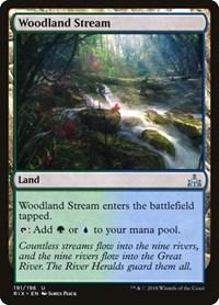 Woodland Stream, Magic, Rivals of Ixalan