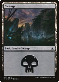 Swamp, Magic: The Gathering, Rivals of Ixalan