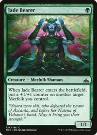 Jade Bearer, Magic: The Gathering, Rivals of Ixalan