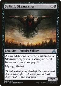 Sadistic Skymarcher, Magic: The Gathering, Rivals of Ixalan