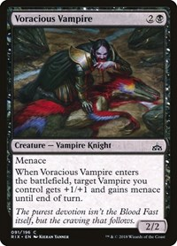 Voracious Vampire, Magic, Rivals of Ixalan